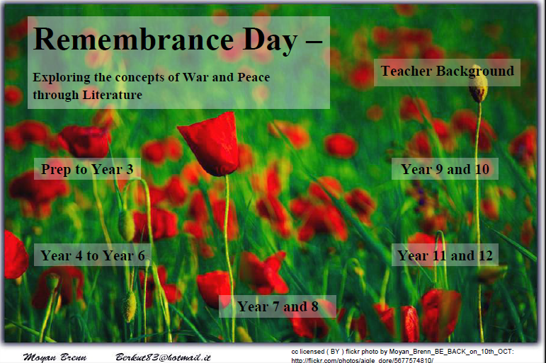 Remembrance Day Peace Remembrance Day Learning And