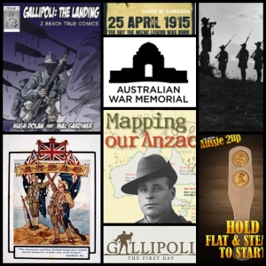 anzac collage