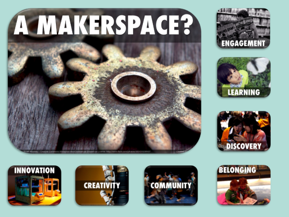 a makerspace